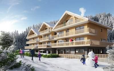 Programme immobilier l'Estellan - Anthéus Promotion