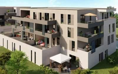 Appartements Héricourt Les Amandiers - Anthéus Promotion