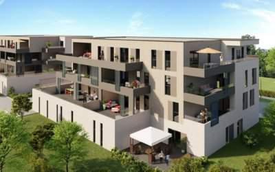 Appartement neuf Héricourt