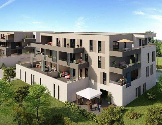 Héricourt appartements neufs - Les Amandiers