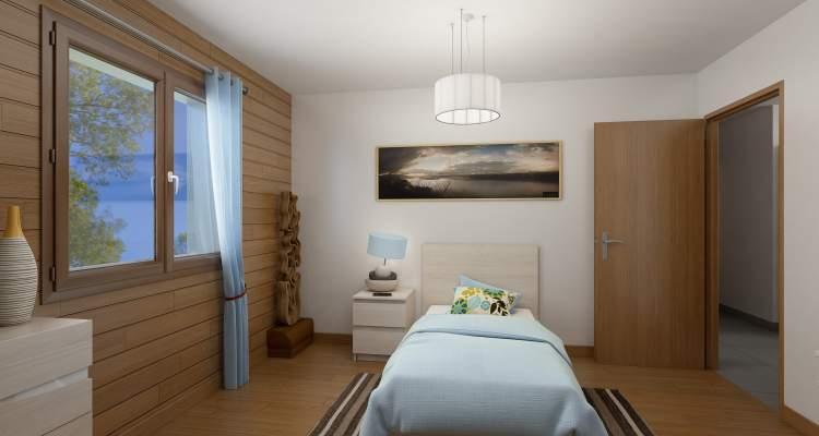 Appartement neuf T3 - T4 aux Carroz d'Arâches