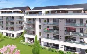 Appartement neuf La Roche-sur-Foron