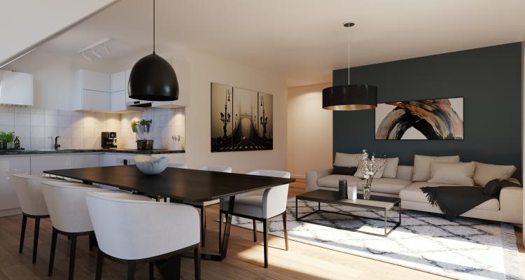 Appartements neufs Rixheim à l'Organza