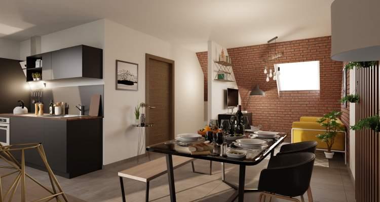 Appartements neufs Rixheim l'Organza