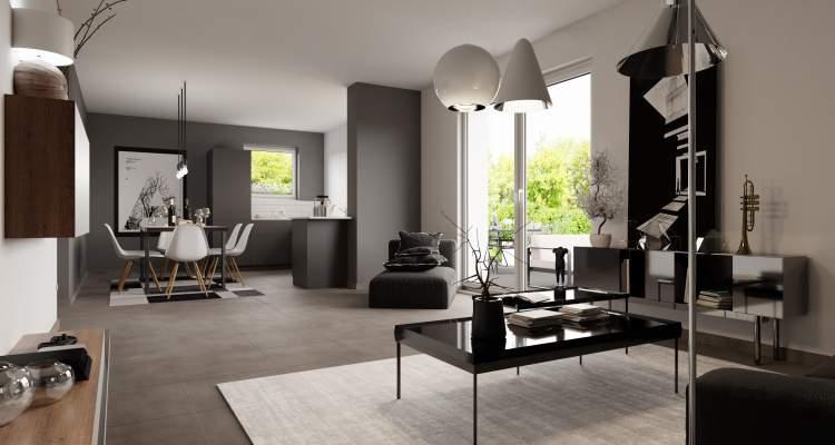 Programme immobilier L'Organza - Anthéus Promotion