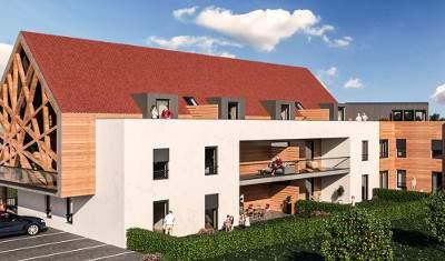 Appartement Rixheim l'Organza