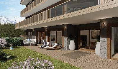 Appartements neufs aux Carroz d'Arâches - Anthéus Promotion