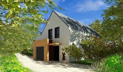 Le Clos des Musiciens - Maisons neuves T5 type D à Kingersheim