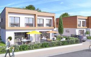Maison-duplex Gaillard