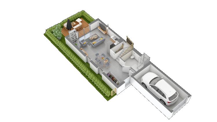 Maison neuve T4 à Héricourt - Le Parc des Cerisiers