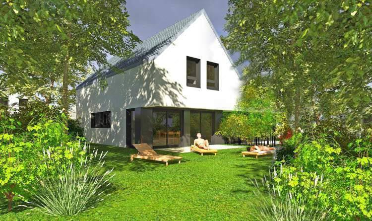 Maison neuve T5 Kingersheim - Le Clos des Musiciens - Anthéus Promotion