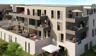 Appartement T4 Les Amandiers Héricourt