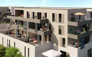 Appartements neufs à Héricourt - les Amandiers