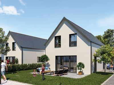 Maison neuve Kingersheim - Anthéus Promotion