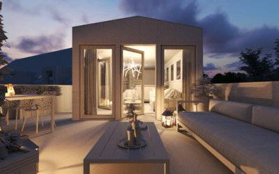 Perspective - Rixheim - sur le toit 3