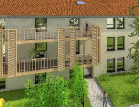Projet immobilier Le Grain Noble à Westhalten