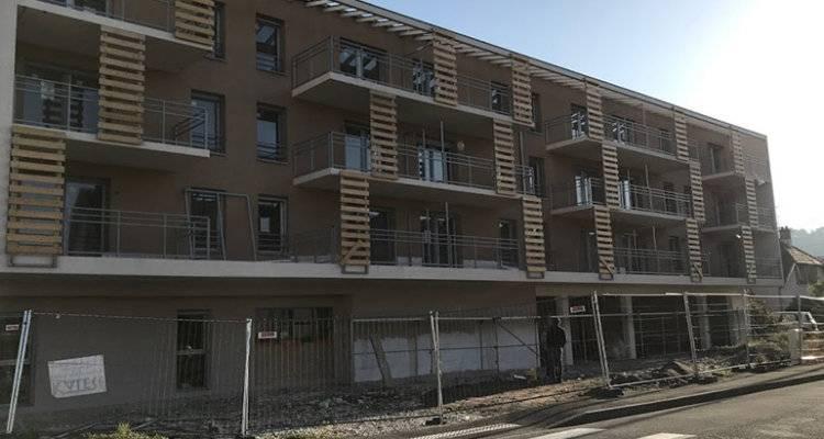 Programme immobilier à Hericourt - résidence sénior