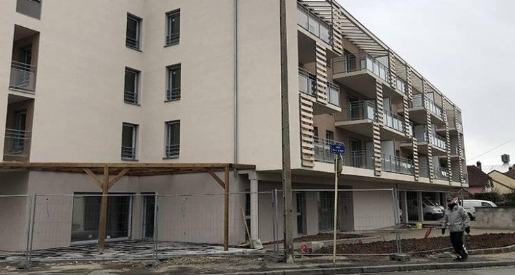Construction résidence senior à Héricourt