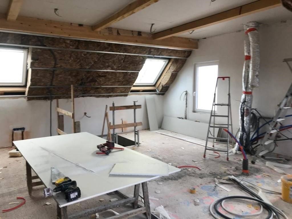 Travaux programme immobilier l'Organza à Rixheim